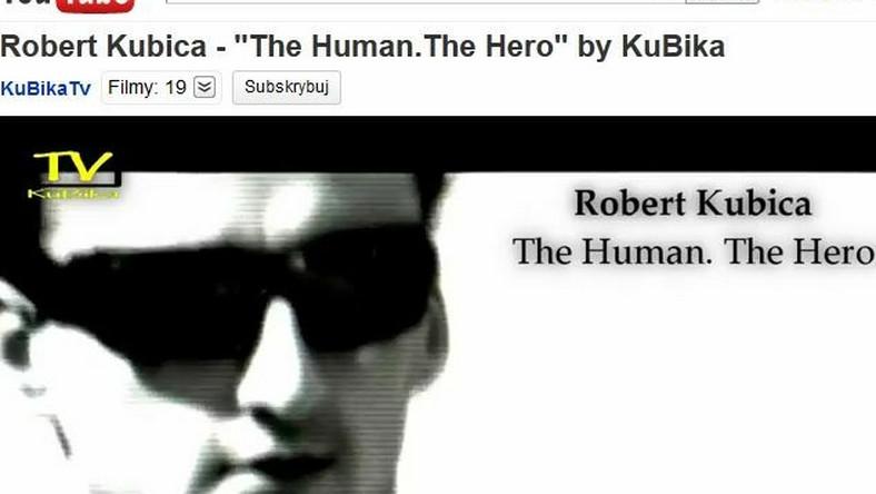 Film o Robercie Kubicy