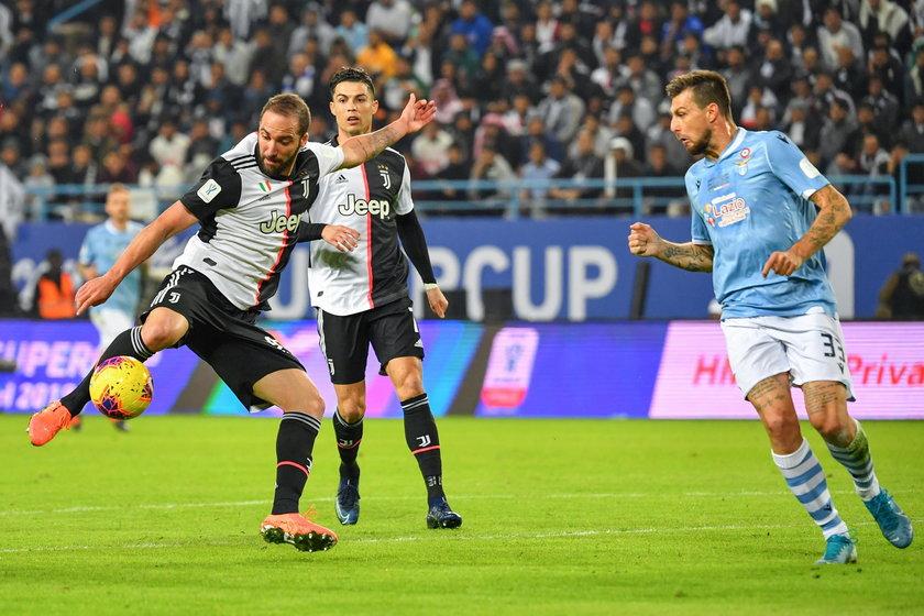 Superpuchar Włoch Juventus - Lazio