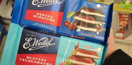 Cena ta sama, a czekolady mniej. Co się dzieje z tabliczkami Wedla?