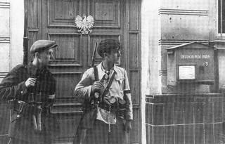 """Akcja """"Burza' była próbą współpracy polsko-sowieckiej w walce z Niemcami. Niestety nieudaną"""