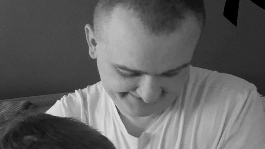 Nagła śmierć kieleckiego strażnika. Ruszyła fala pomocy dla jego rodziny