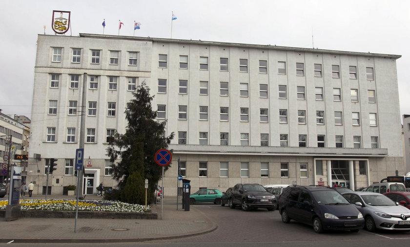 Urząd miasta w Gdyni