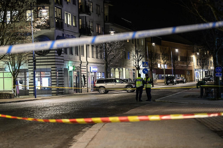 Vetlanda Švedska teroristički napad