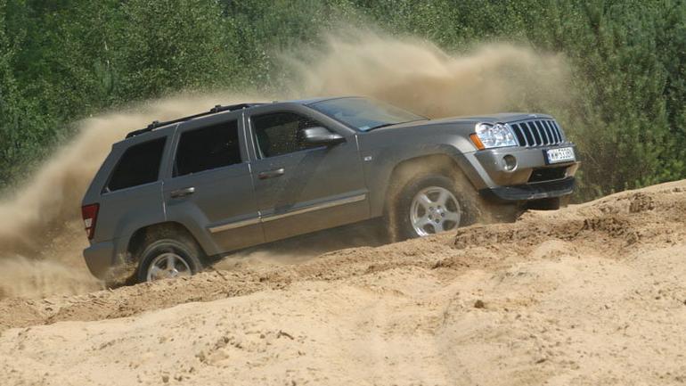 Wszechstronny i niedrogi - Jeep Grand Cherokee 3.0 CRD