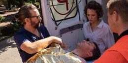 """Dramatyczny wypadek w """"Na dobre i na złe"""". Czy Molenda umrze na stole operacyjnym?"""