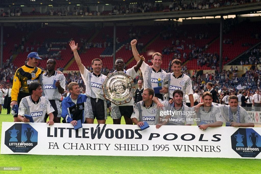 Daniel Amokachi won the title when it was called the Charity Shield  (Getty Images)