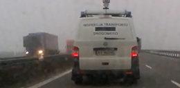 Inspektorzy od fotoradarów. Są bezkarni bo mają taką polisę.