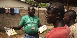 Afryka: Boją się Eboli