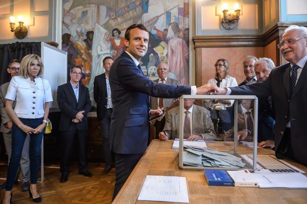 Wybory parlamentarne 11 czerwca we Francji
