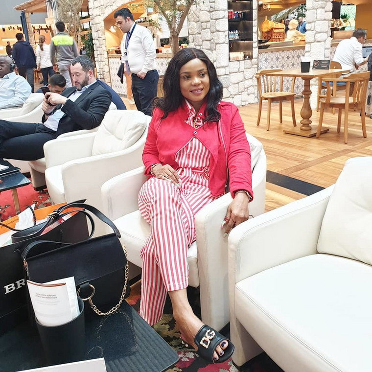 Iyabo Ojo just shared a post on Instagram and it looks like she was shading none other than her colleague, Fathia Balogun. [Instagram/IyaboOjo]