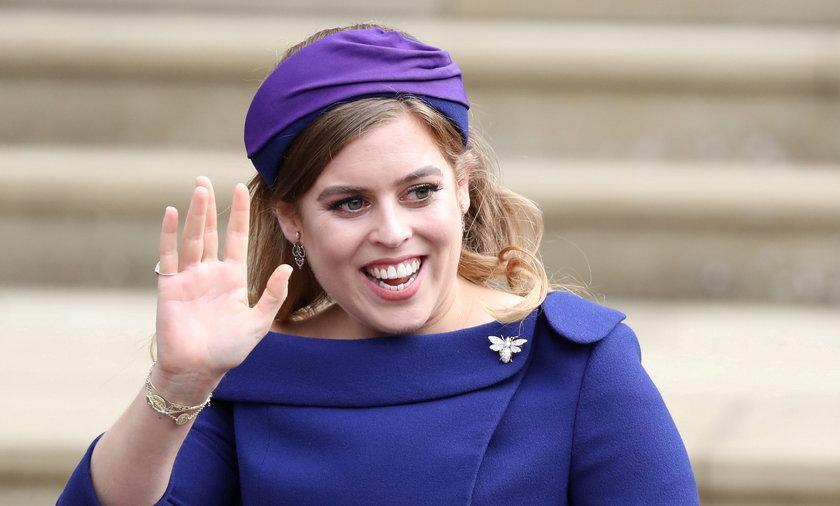 Księżniczka Beatrycze z Yorku urodziła. Jak nazwie swoją córeczkę?