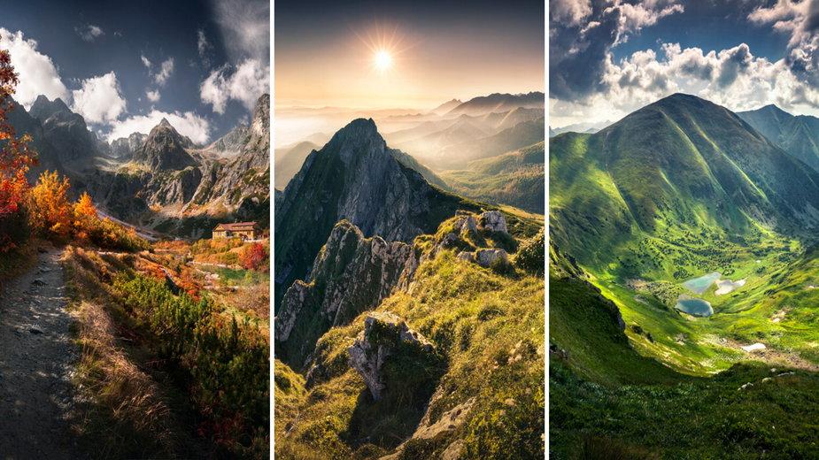 Tatry. 10 miejsc, gdzie są najpiękniejsze widoki