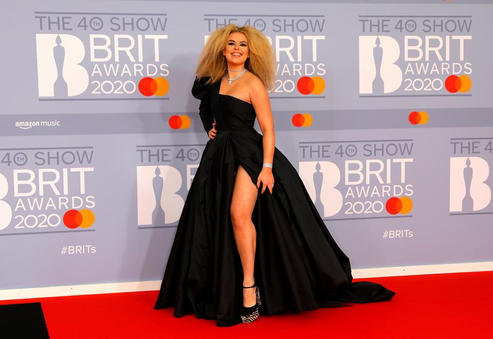 Brit Awards 2020: Tallia Storm