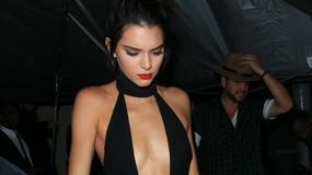 Kendall Jenner w odważnej kreacji na swoich 20. urodzinach! Kto z nią świętował?