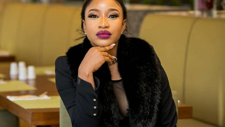 Find out what Tonto Dikeh called her ex-husband on Instagram [Instagram/TontoDikeh]