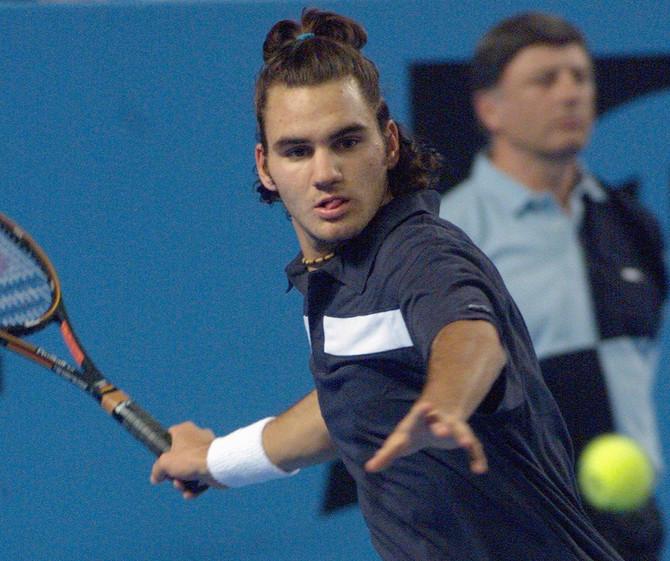 Mladi Federer