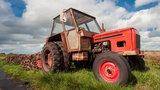 Tragedia w polu pod Tarnowem. Nie żyje rolnik