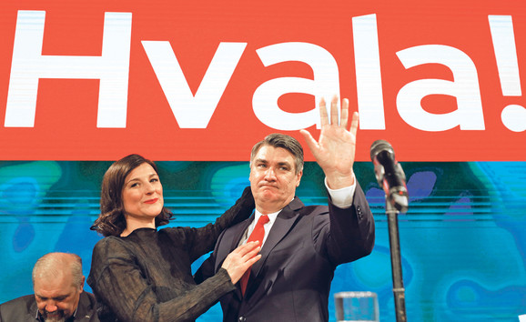 Jedna od poruka koju je Milanović slao jeste da će se boriti za Hrvatsku u kojoj su svi jednaki. Mislim da su građani srpske nacionalnosti dobro čuli te poruke i da su većinom glasali za njega, kaže Boris Milošević, predsednik SNV