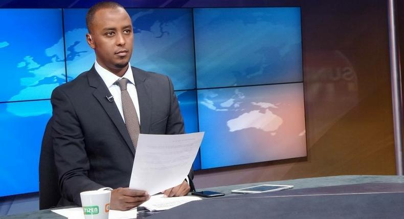 Hussein Mohamed speaks following claims that he was joining K24 after Anne Kiguta's exit