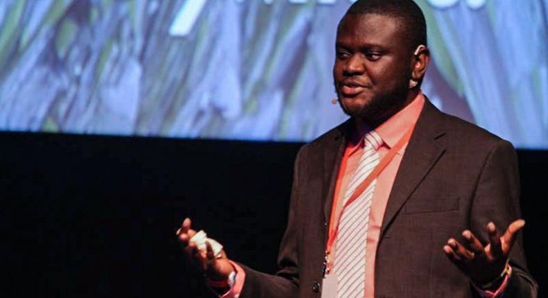 Ghanaian entrepreneur Greg Rockson. (Financial Times)
