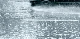 IMGW ostrzega przed intensywnym deszczem. Alert dla ośmiu województw!