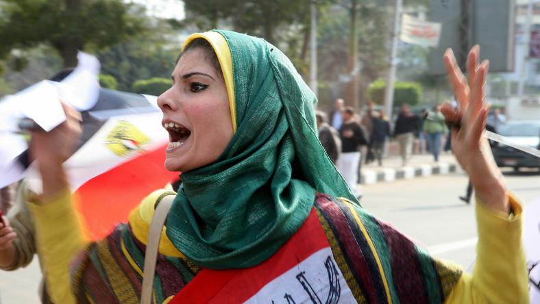 Niepokój w Kairze