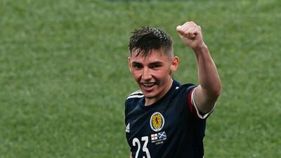 Scotland's Gilmour tests positive for coronavirus, misses Croatia clash