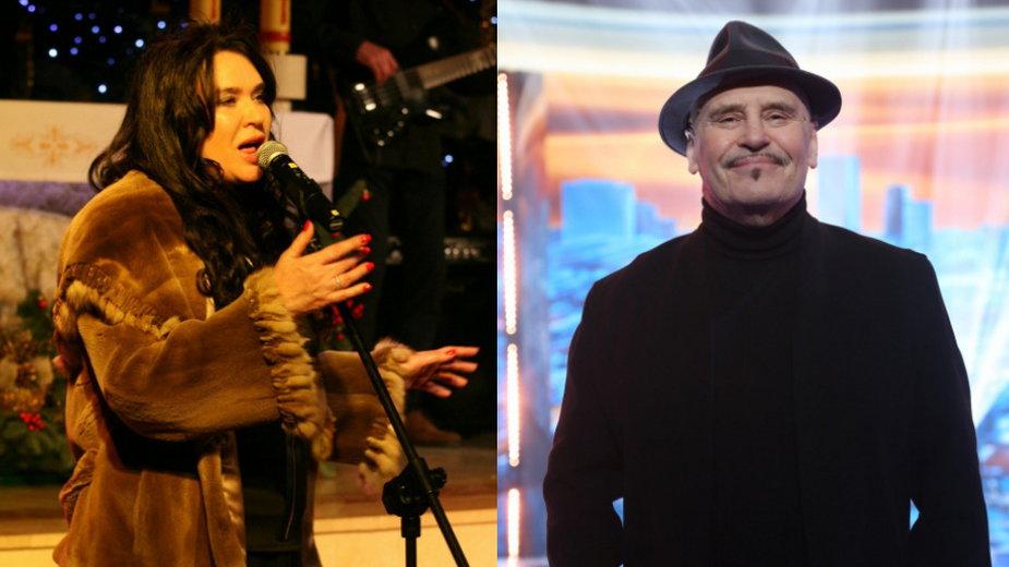Ewa Krawczyk i Marian Lichtman (MW Media, fot. Paweł Wrzecion)