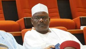 Senator Ali Ndume  considers leaving Nigeria because of FG's rising recurrent expenditure. (Punch)