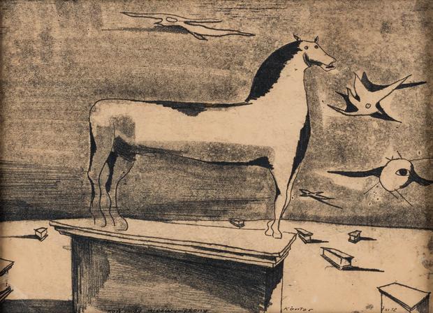 """Tadeusz Kantor, """"Koń mój niezwyciężony"""""""