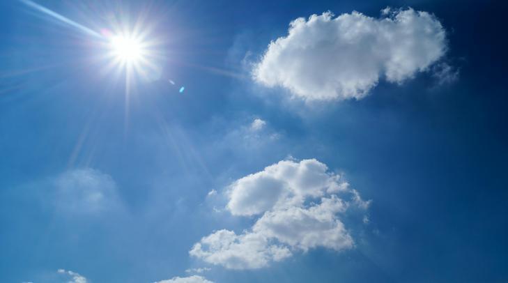 A legmagasabb nappali hőmérséklet vasárnap 31 és 35 fok között várható vasárnap /Fotó: Pexels