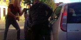 Niebezpieczny przestępca atakował policjantów. Tak go pojmali