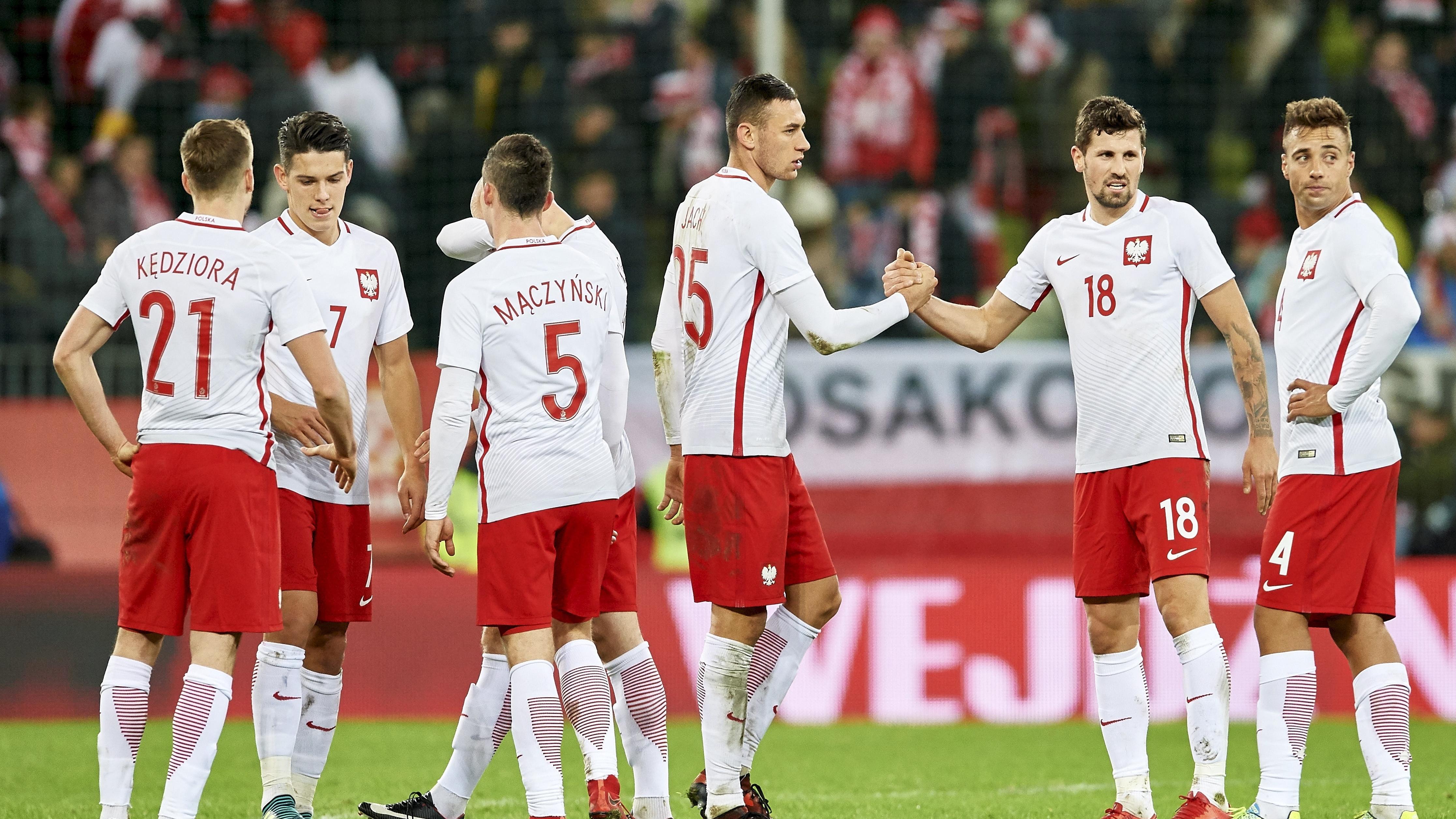 5b2ac472b Tak będą wyglądać koszulki reprezentacji Polski podczas piłkarskich  mistrzostw świata? - Sport