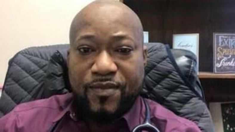 Dr Samson Arigbamu, a Nigerian medical expert based in U.S. [Daily Nigerian]