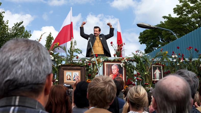 """""""Wałęsa. Człowiek z nadziei"""" premierowo w Wenecji"""