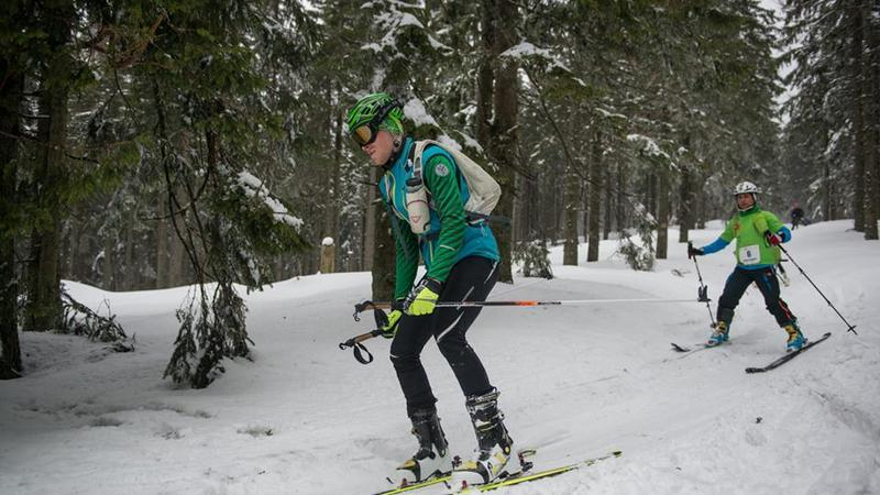 X Polar Sport Skitour im. Basi German