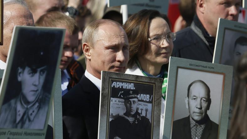 Ponad 200 tys. osób w marszu pamięci w Moskwie