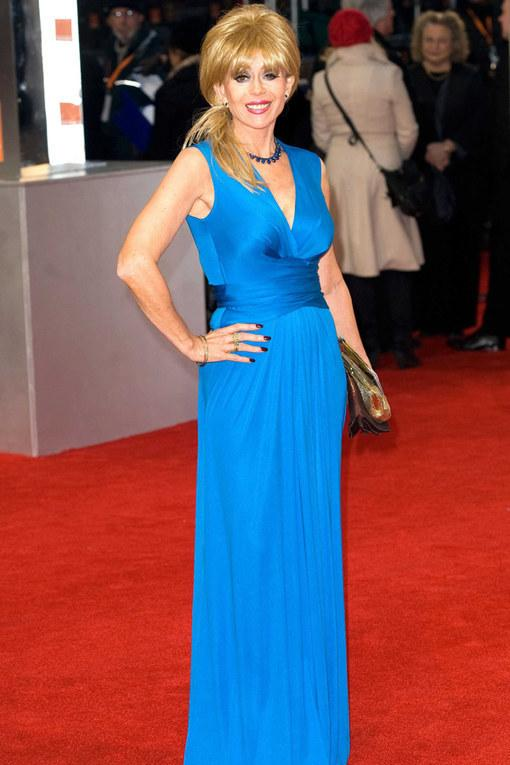 Sally Farmiloe The Baftas 2012