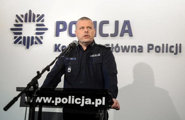 Były już komendant KGP Zbigniew Maj
