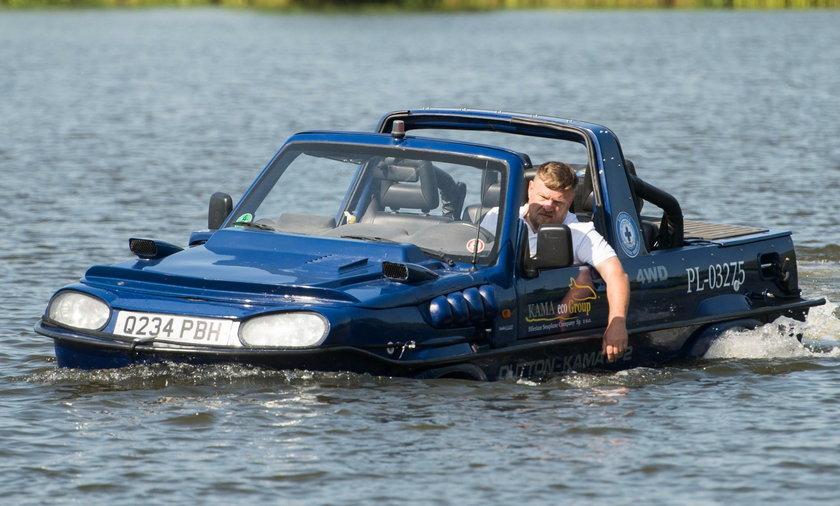 Oto nowy Pan Samochodzik z Katowic