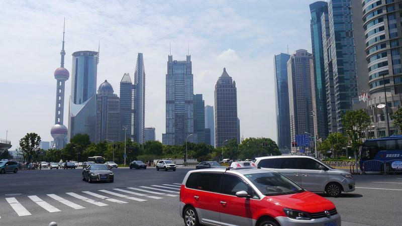 Szanghaj - Pudong