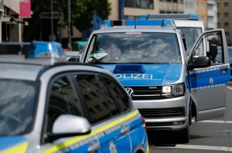 Policija nemačka EPA Thomas Banneyer