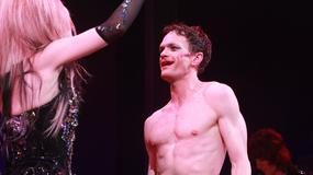 "Neil Patrick Harris w musicalu ""Hedwig and the Angry Inch"""