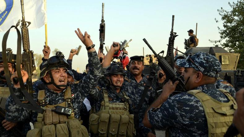 Miejscowym siłom udało się całkowicie wyzwolić miasto Mosul na północy kraju