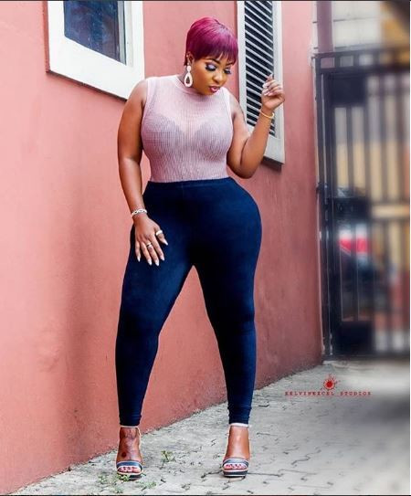 Nobody is going to make you feel better about yourself other than you and that is exactly what Anita Joseph said after she revealed that she isn't only a snack but a full bakery. [Instagram/AnitaJoseph8]