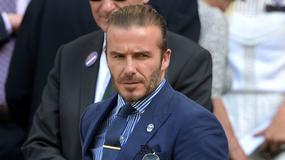 David Beckham pokazał zdjęcie z dzieciństwa