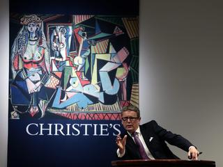 USA PICASSO AUCTION