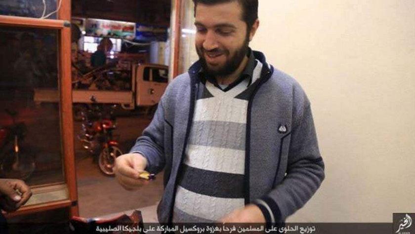 Tak ISIS świętuje zamachy w Brukseli