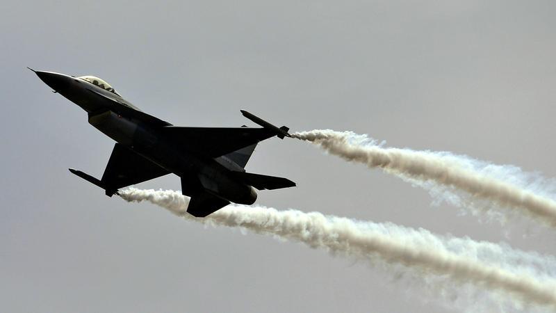 Amerykańska armia testuje bezzałogowego F-16