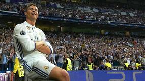 Cristiano Ronaldo docenia kolegów i prosi kibiców Realu o ciszę